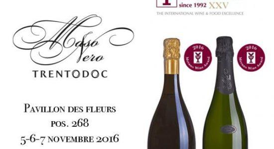 Merano Wine Festival 2016: Maso Nero nell'olimpo del MWF2016!!!