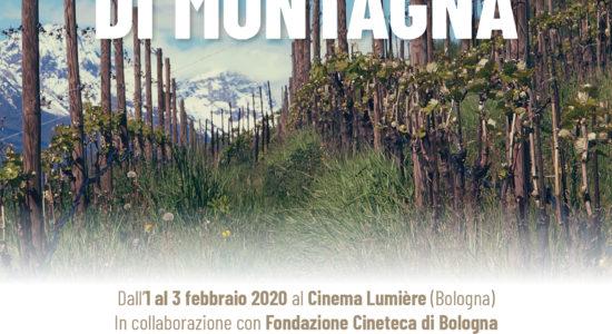 VIGNAIOLI DI MONTAGNA – BOLOGNA – 1, 2, 3 FEBBRAIO 2020
